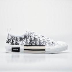 TOP BATCH Dior B23 Oblique Low Top Sneakers