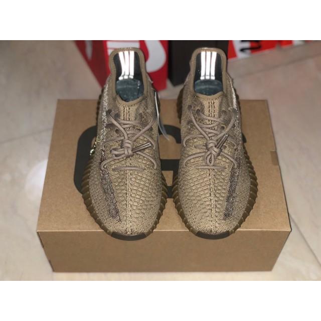 """H12 BATCH Adidas Yeezy 350 V2 """"Earth"""" FX9033"""