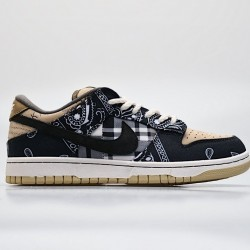 "S2 BATCH Travis Scott x Nike SB Dunk Low ""Jackboys"" CT5053-001"