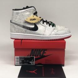 "PK BATCH CLOT x Air Jordan 1 Mid ""Fearless"" CU2804-100"