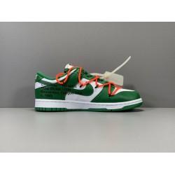 X BATCH OFF-WHITE x Nike Dunk Low CT0856-100