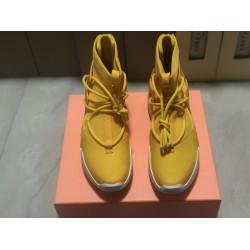 """H12 BATCH Nike Air Fear of God 1 """"Amarillo"""" AR4237-700"""