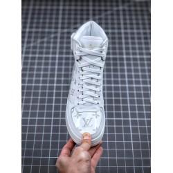 New Louis Vuitton Sneakers White