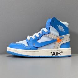 GOD BATCH  Air Jordan 1 x off-White Kids