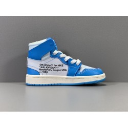 GOD BATCH  Air Jordan 1 x off-White Kids