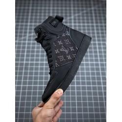 New Louis Vuitton Stellar Sneakers Black