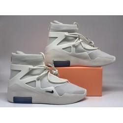 H12 BATCH Nike Air Fear of God 1 White AR4237 100