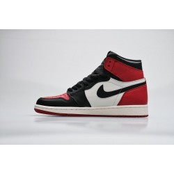 "S2 BATCH Air Jordan 1 High OG ""Bred Toe""555088-610"