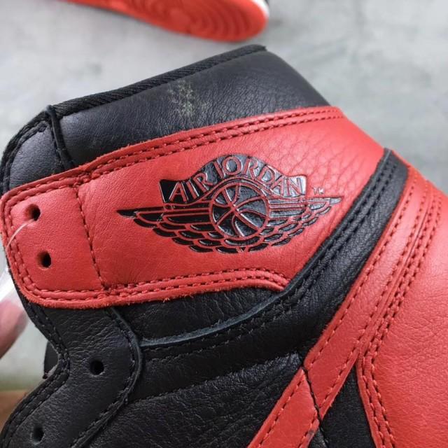 "GET Batch Men's Air Jordan 1 ""Homage To Home"" 861428 061"