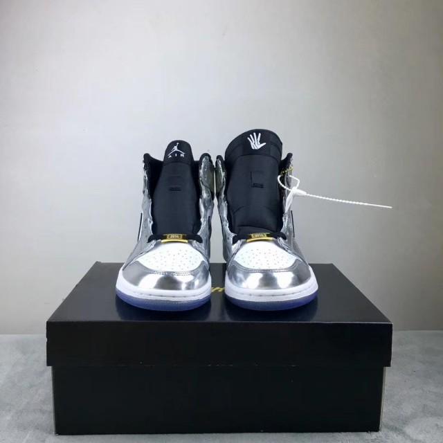 GET Batch Men's Air Jordan 1 Pass The Torch AQ7476 016