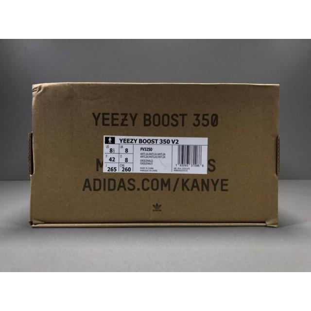GOD Batch Unisex Adidas Yeezy 350 Boost V2 ANTLIA FV3250