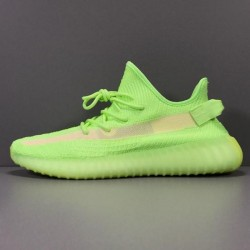 GOD Batch Unisex Adidas Yeezy Boost 350 V2 GLOW IN DARK GID EG5293