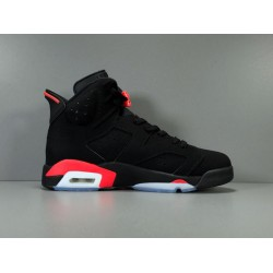 GOD Batch Men's Air Jordan 6 Black Infrared OG 384664 060
