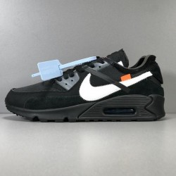 GOD Batch Men's Nike Air Max 90 x OFF WHITE AA7293 001