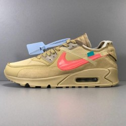 GOD Batch Men's Nike Air Max 90 x OFF WHITE AA7293 200