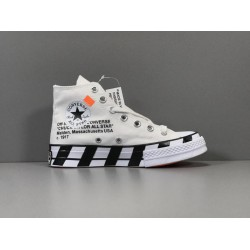 GOD Batch Unisex OFF WHITE x Converse 2.0 OW 163862C
