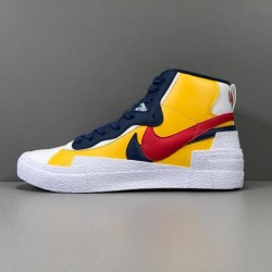 GOD Batch Unisex Sacai X Nike Blazer with Dunk BV0072 700