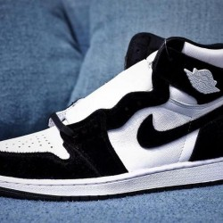 "H12 Batch Unisex Air Jordan 1 ""Panda""  CD0461 007"