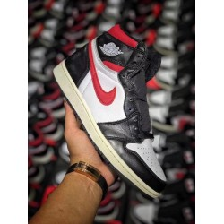 H12 Batch Men's Air Jordan 1 Retro Gym Red 555088 061