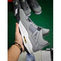 "H12 Batch Men's Air jordan 4 ""Cool Grey"" 308497 007"