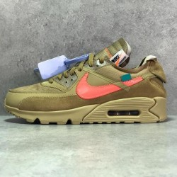 H12 Batch Unisex Nike Air Max 90 x OFF WHITE 2.0 AA7293 200