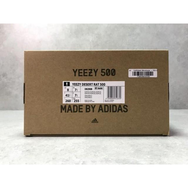 "OG Batch Unisex Adidas Yeezy 500"" Blush"" DB2908"