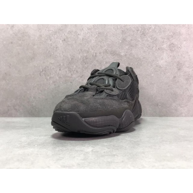 """OG Batch Unisex Adidas Yeezy 500"""" Utility Black"""" F36640"""
