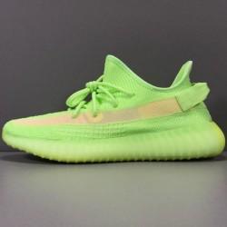 OG Batch Unisex Adidas Yeezy Boost 350 V2 Glow In Dark GID EG5293