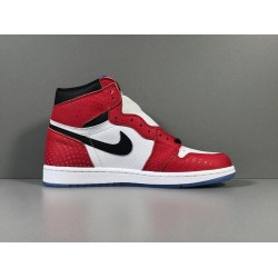 OG Batch Men's Spider Man Air Jordan 1 Retro High OG Batch Men's 555088 602
