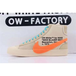 "OWF Batch Unisex OFF WHITE X Nike Blazer ""All Hallows Eve""  AA3832 700"