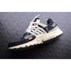 OWF Batch Unisex OFF WHITE x Nike Air Presto AA3830 001