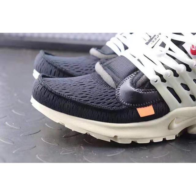 WHITE x Nike Air Presto AA3830 001