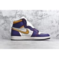 PK Batch Men's Air Jordan 1 x Nike Dunk SB Lakers CD6578 507