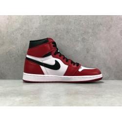 PK Batch Men's Air Jordan 1 Chicago 555088 101