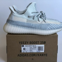 "PK BASF Batch Unisex Adidas Yeezy Boost 350 V2 ""Cloud White"" FW3043"