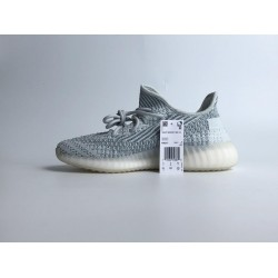 "PK BASF Batch Unisex Adidas Yeezy Boost 350 V2 ""Cloud White"" Reflective FW5317"
