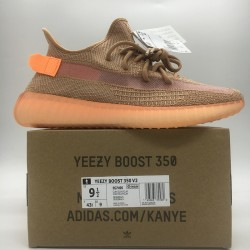 "PK God Batch Unisex Adidas Yeezy Boost 350 V2 ""Clay"" EG7490"