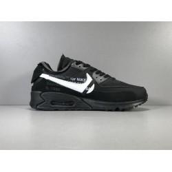 PK Batch Men's Nike Air Max 90 x OFF WHITE AA7293 001