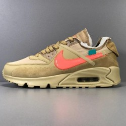 PK Batch Men's Nike Air Max 90 x OFF WHITE AA7293 200