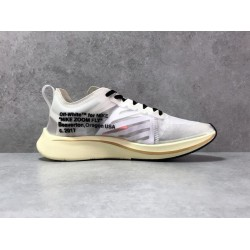 PK Batch Men's OFF WHITE Nike ZoomFly SP 4% OAJ4588 100