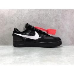 PK Batch Men's OFF WHITE x Nike Air Force 1 AO4606 001
