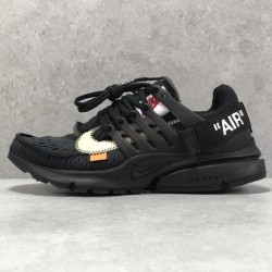 PK Batch Unisex Off White x Nike Air Presto AA3830 002