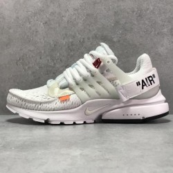 PK Batch Unisex Off White x Nike Air Presto AA3830 100