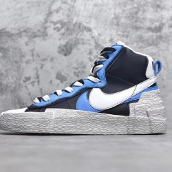 PK Batch Unisex Sacai X Nike Blazer with Dunk BV0072 001