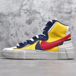 PK Batch Unisex Sacai X Nike Blazer with Dunk BV0072 700