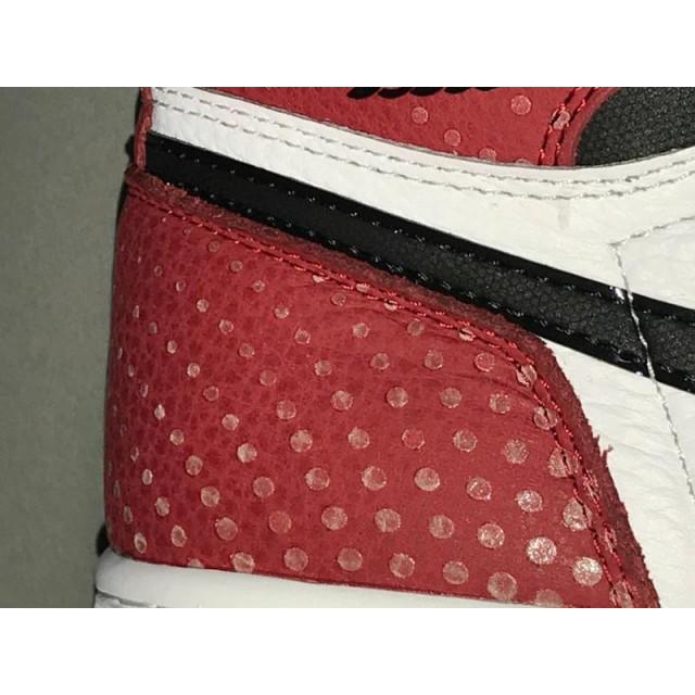 "X Batch Men's Air Jordan 1 Retro High OG"" Origin Story"" 555088 602"